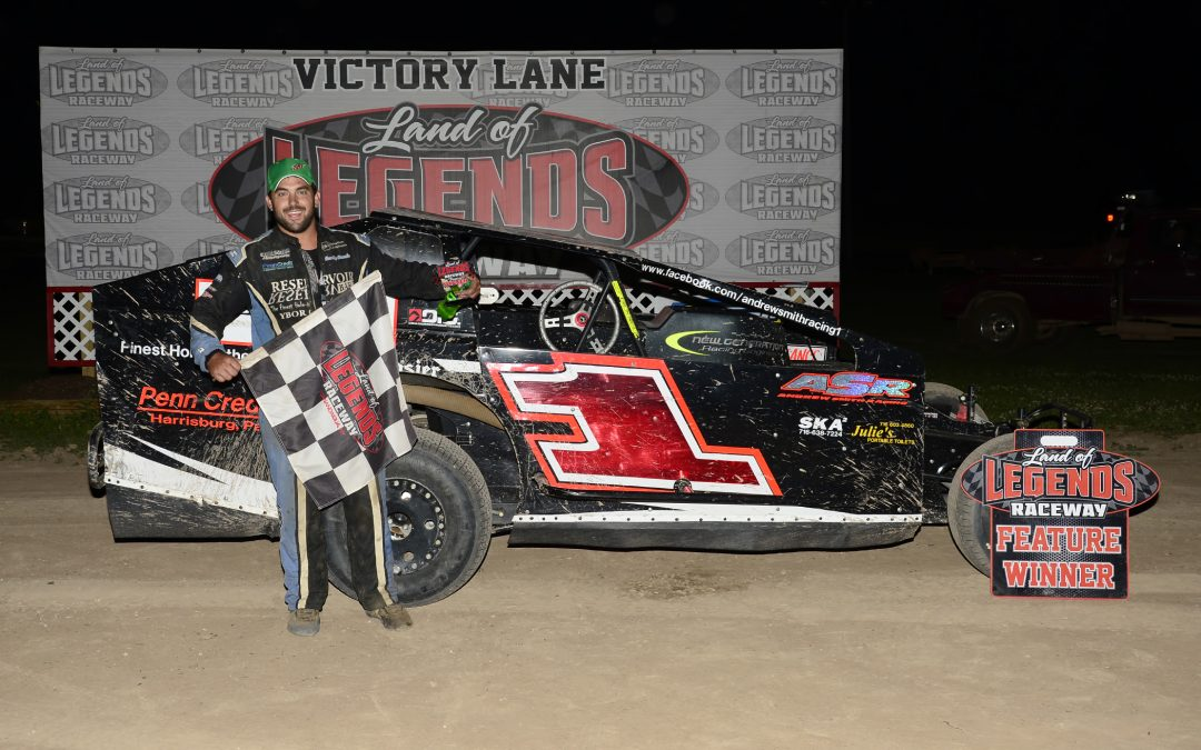POINT LEADERS POUNCE WITH STRONG PERFORMANCES AT FAIRGROUNDS
