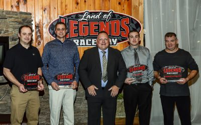 MATT SHEPPARD HEADLINES 2019 LAND OF LEGENDS BANQUET WITH 9TH POINTS CROWN