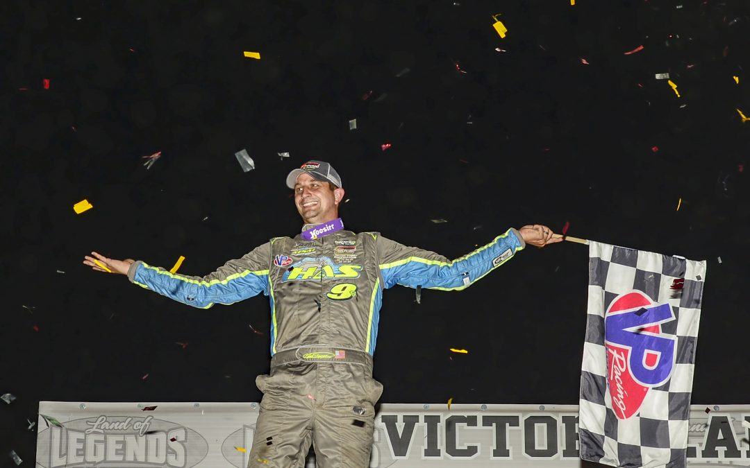 FIREWORKS FLY AS SHEPPARD SAVORS STUNNING SERIES VICTORY IN CANANDAIGUA
