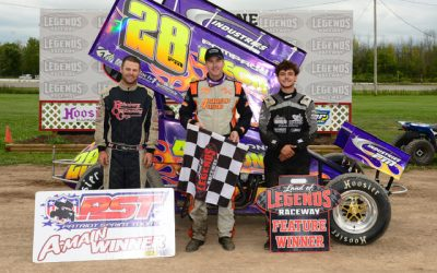 POIRIER PERFECT IN EXTENDED NY NATIONALS WEEKEND SWEEP AT LAND OF LEGENDS