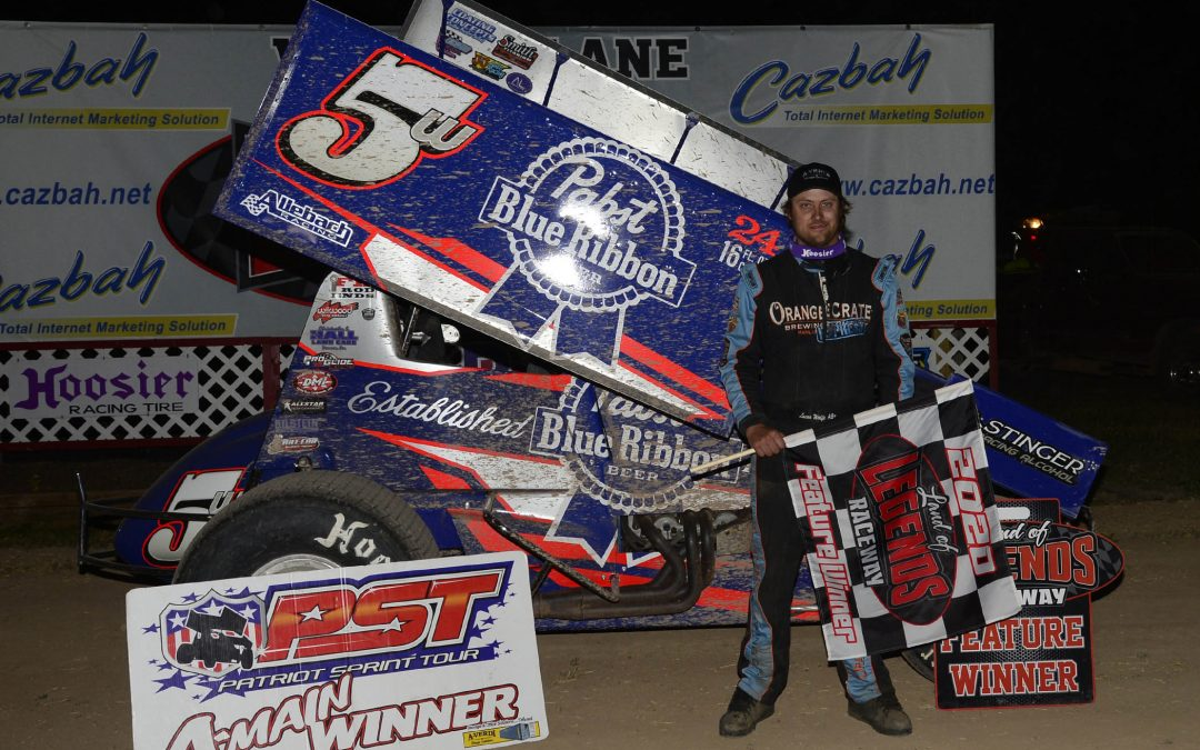 Wolfe Flies To Patriot Sprint Win On Wednesday Wing Night At LOLR
