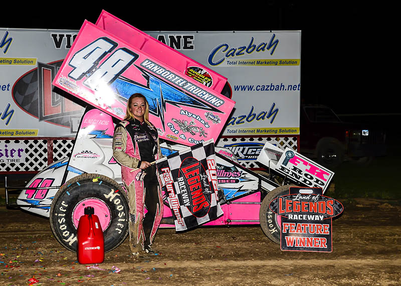 Big-Block Mod Main To Sheppard, Wight Claims Coveted Canandaigua Crown
