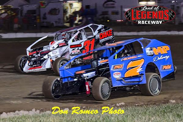 Sportsman Dirt Car Racing