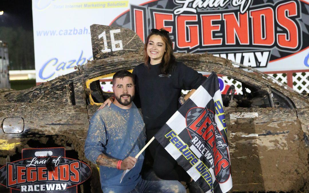 Jordan Bauer & Alex Archer Crowned 178th Ontario Co. Fair Enduro Champs
