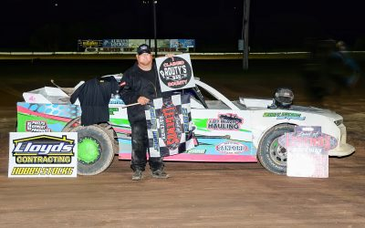 Return To Victory Lane Ends 10-Year Absence For Burnell In Canandaigua