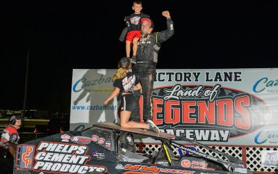 Haers Rallies For Legendary Big-Block Title As Fuller Ends Feature Drought