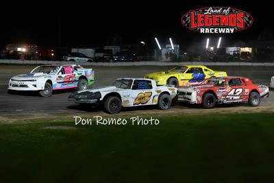 Hobby Stock Racing